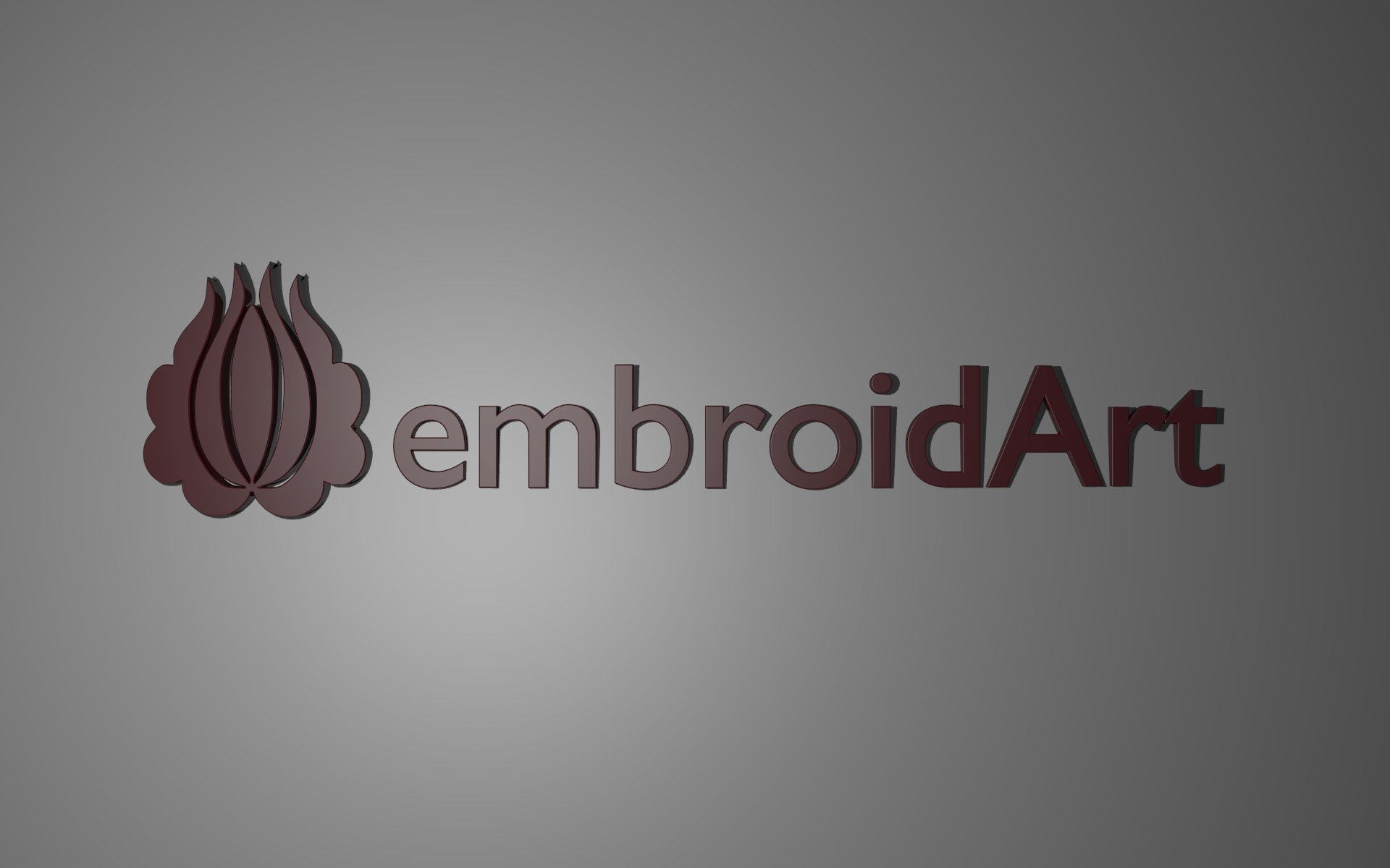 embroidArt wallpapper